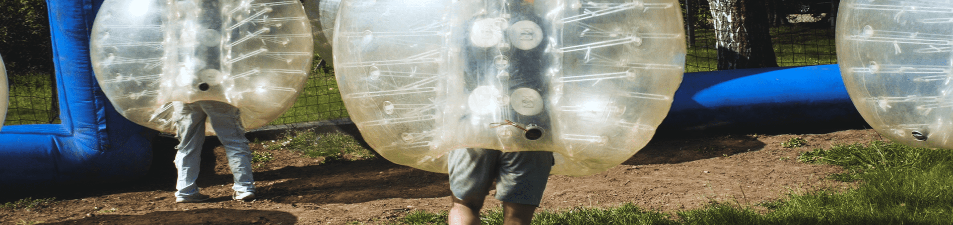 Bubbleball in der Basis51