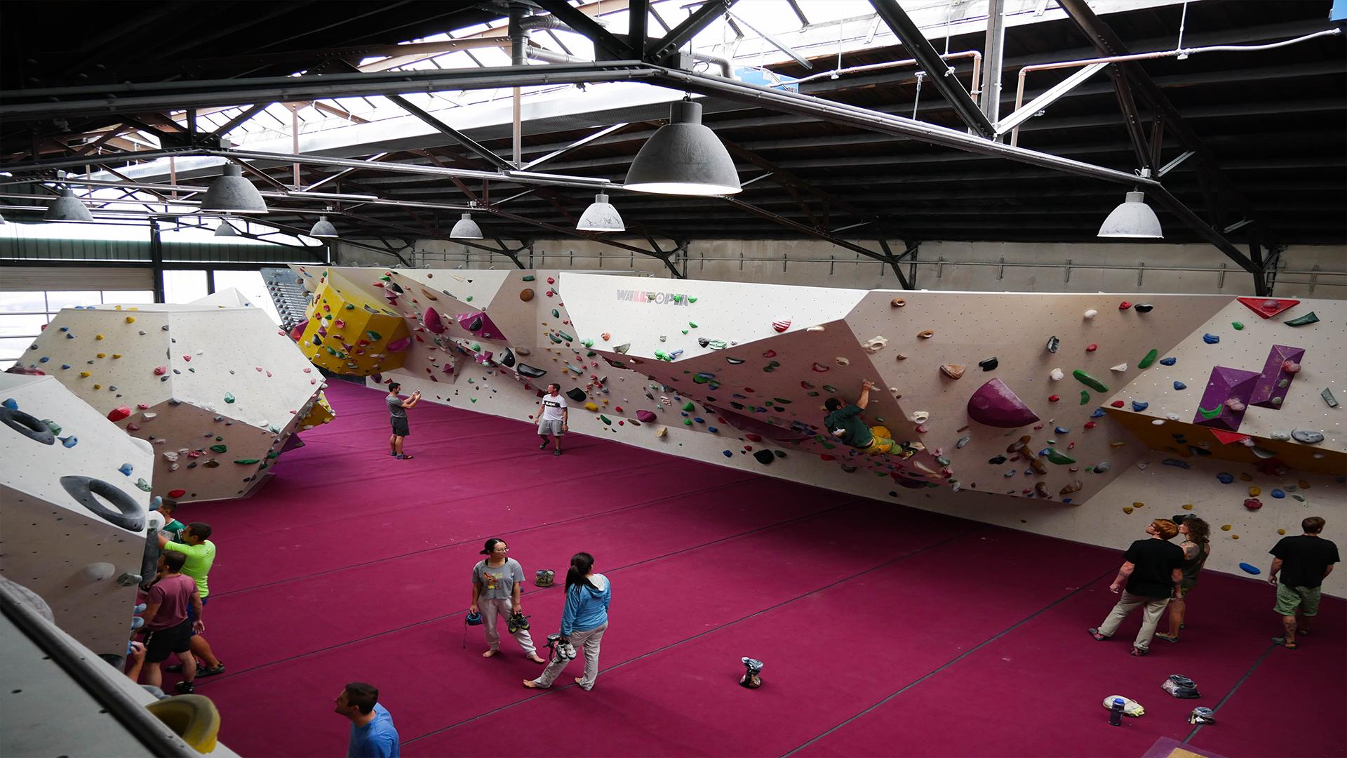 Einstein-Boulderhalle-Ulm