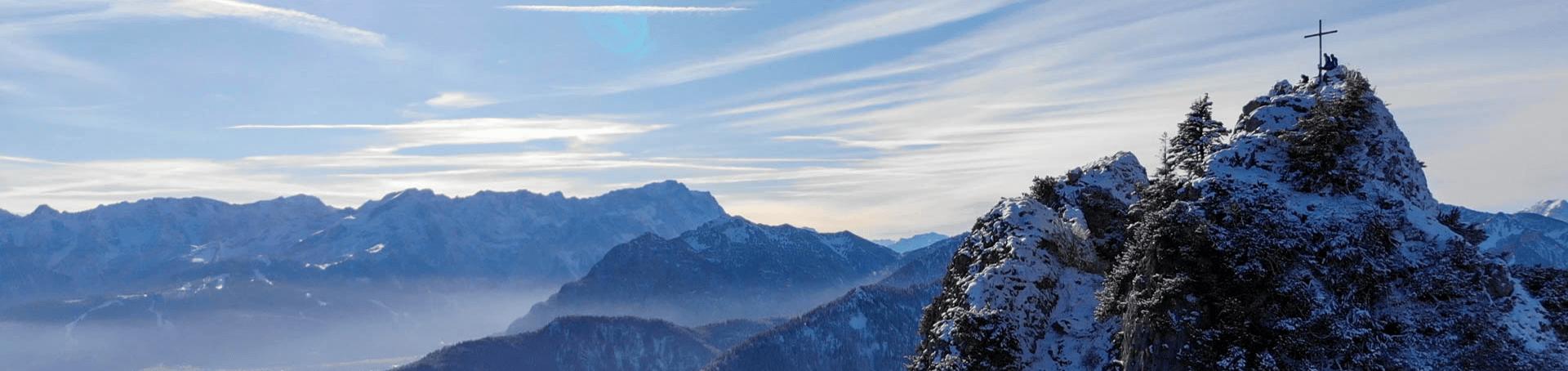 Der Ettaler Mandl in Oberammergau Bayern